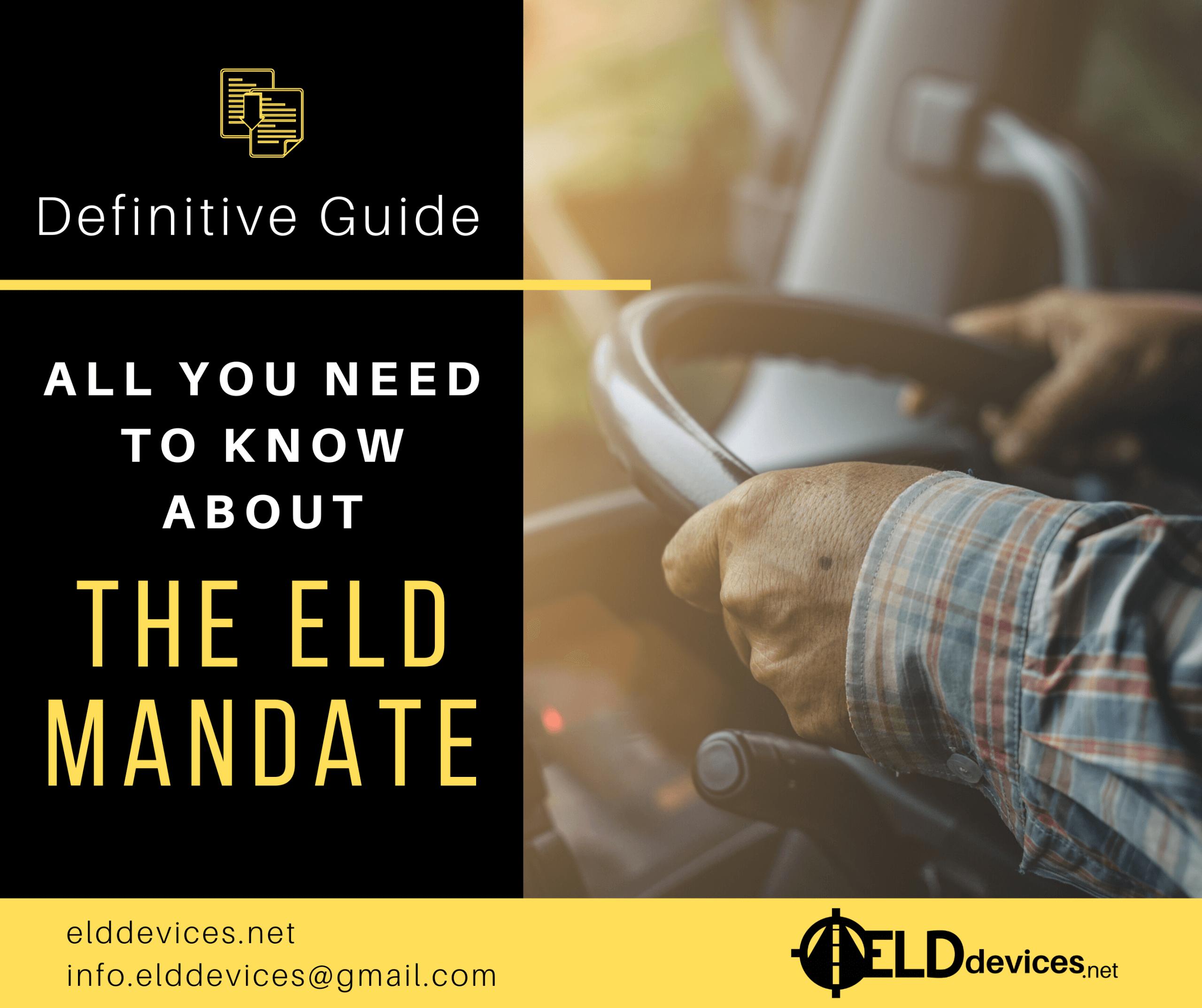 ELD mandate Guide