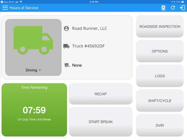 gps trackit app