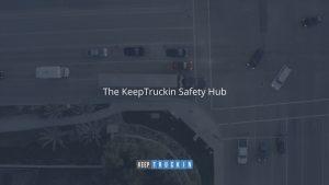 Keeptruckin hub